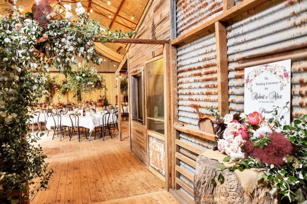 Wedding Venue Near Canberra ACT Gundaroo - Bushfield Farm - 1