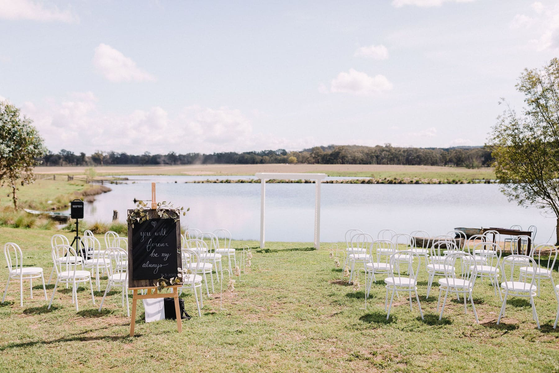 Bushfield Farm Pop-Up Wedding Days 2021